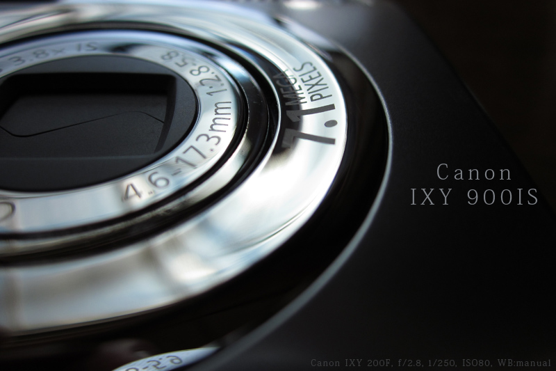 canon ixy900is